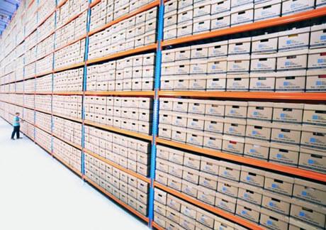 Где хранить документы: в офисе или на складе?
