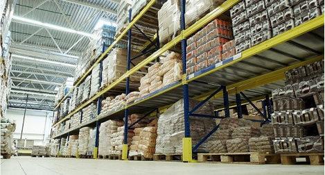 Виды складов для хранения грузов